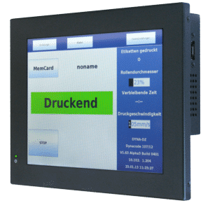 touch panel 10 zoll