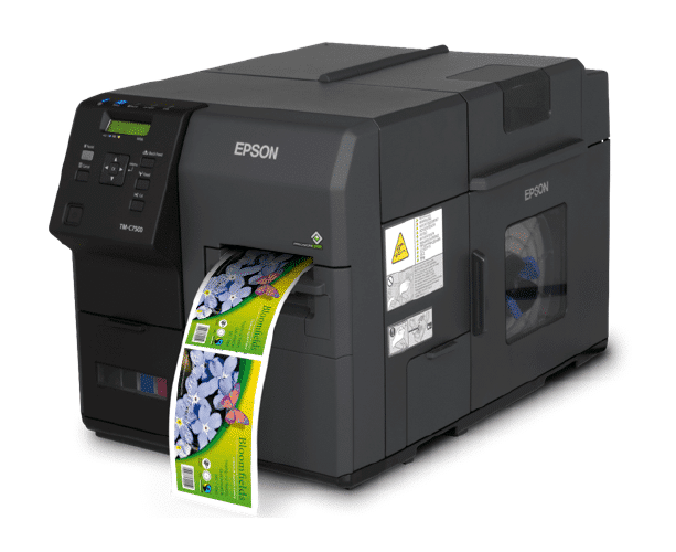 Farbetikettendrucker Epson Color Works C7500G
