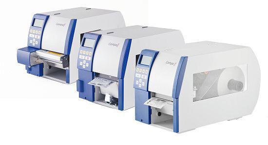 compa2 etikettendrucker serie