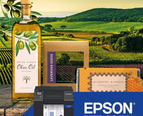 Epson ColorWorks C6000 Serie