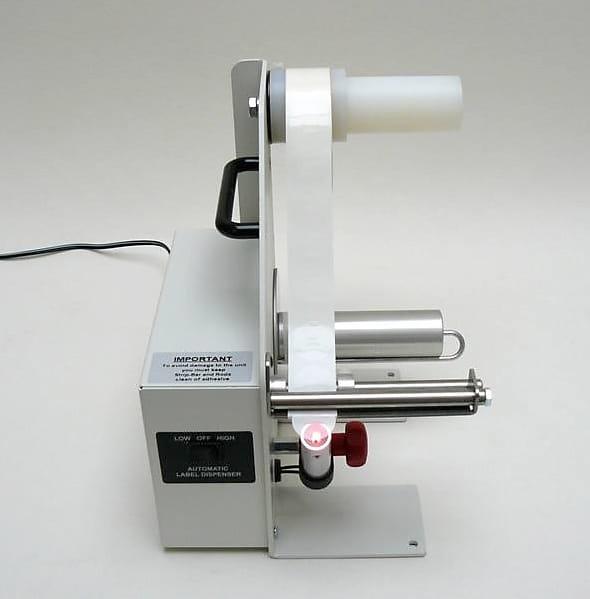 etikettenspender halbautomatischer halbautomatisch GES 115 165