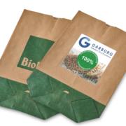 Nachhaltige Etiketten aus kompostierbarem Papier