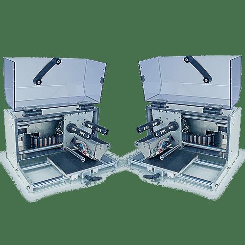 Druckmechanik DPM IV 107 x 140mm linke und rechte Ausführung
