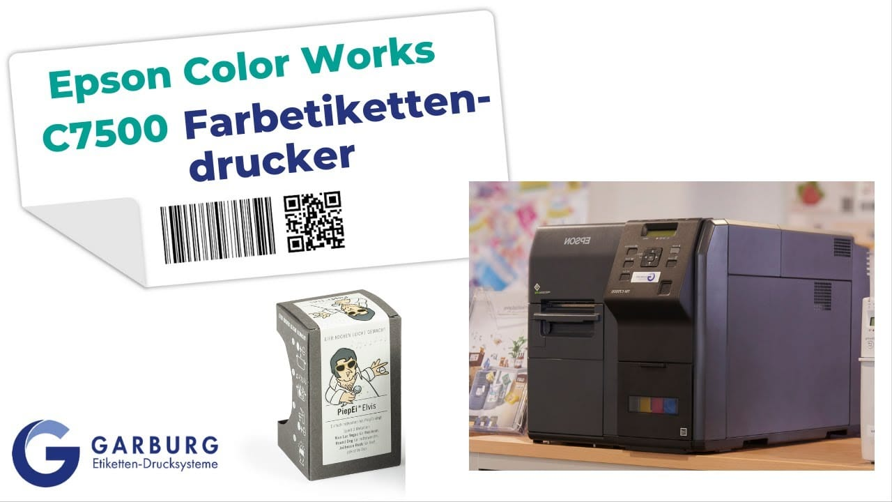 Epson Color Works C7500